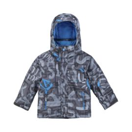 Quiksilver Little Mission Toddler Insulated Jacket