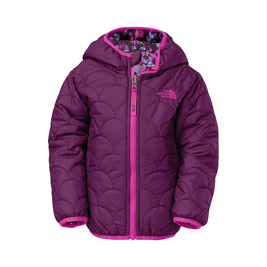 d8edced933 The North Face Toddler Girls' Perrito Reversible Winter Jacket | Sport Chek