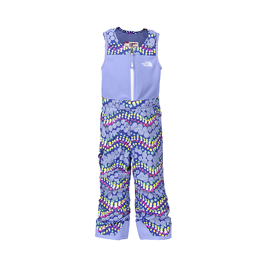 a4a8b0e098b67 The North Face Toddler Girls  Insulated Bib Pants