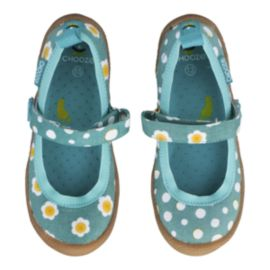 Chooze Dance in BeGood Turquoise Girls' Pre-School Casual Shoes