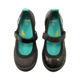 Chooze Dance in Twinkle Black Girls' Toddler Casual Shoes