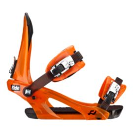 Ride KX Men's Snowboard Bindings 2014/15 - Orange