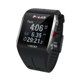Polar V800 Heart Rate Monitor - Black / Grey