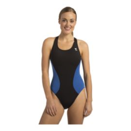 TYR Nylon Splice Maxfit Colour Block Women's One Piece Swimsuit