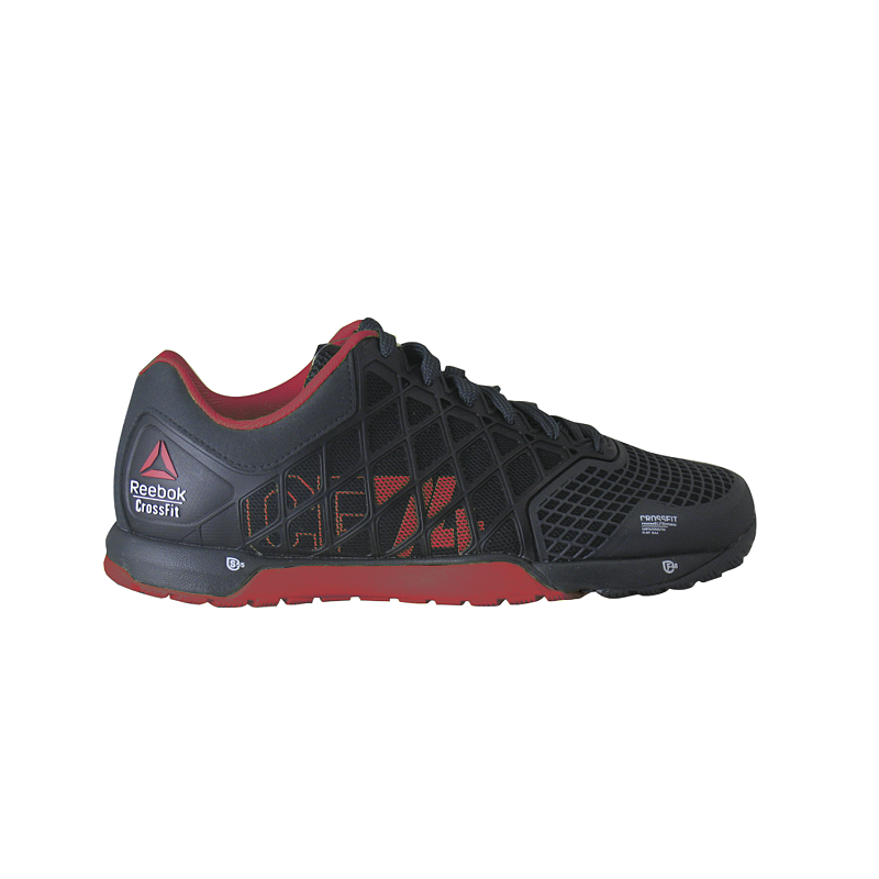 81345674858e Reebok CrossFit Nano 4.0 Men s Training Shoes - Black Red