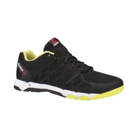 Reebok Men's One Trainer 2.0 Training Shoes - Black/Yellow/White