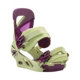 Burton Lexa Women's Snowboard Bindings 2014/15 - Green