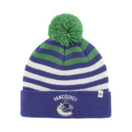 Twins Vancouver Canucks Kids' Yipes Cuffed Knit