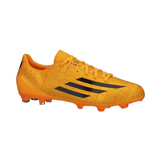 b833bf3b1 adidas Men s F10 FG Outdoor Soccer Cleats - Orange Black