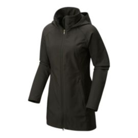 Columbia Women's Take To The Streets II Long Softshell Jacket