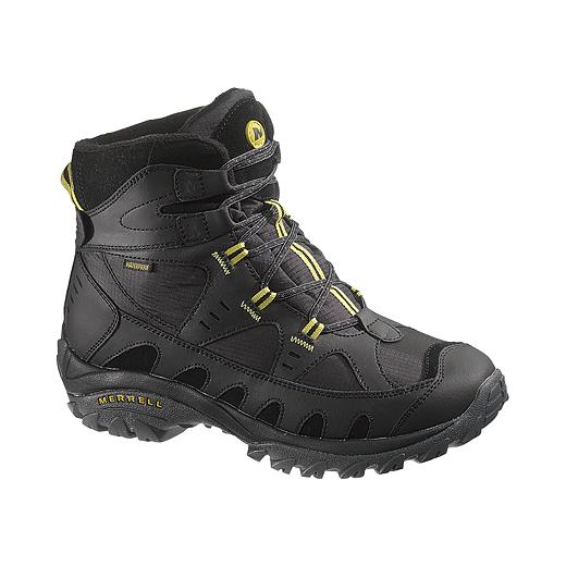 1d148d3f Merrell Men's Remik Winter Boots - Black | Sport Chek