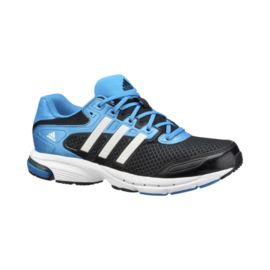 adidas Men's Lightster Stability Running Shoes - Blue/Black