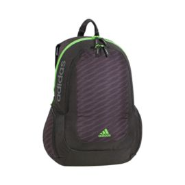 adidas Elevate Backpack - Grey / Solar Green