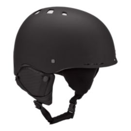Smith Holt Matte Black Men's Ski & Snowboard Helmet