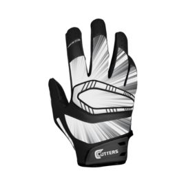 Cutters S450 REV PRO Receivers Glove - Black