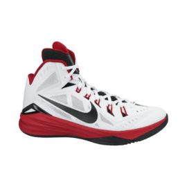 new styles 7943f 7d72f Nike Men s Hyperdunk 2014 Basketball Shoes - White Red Black
