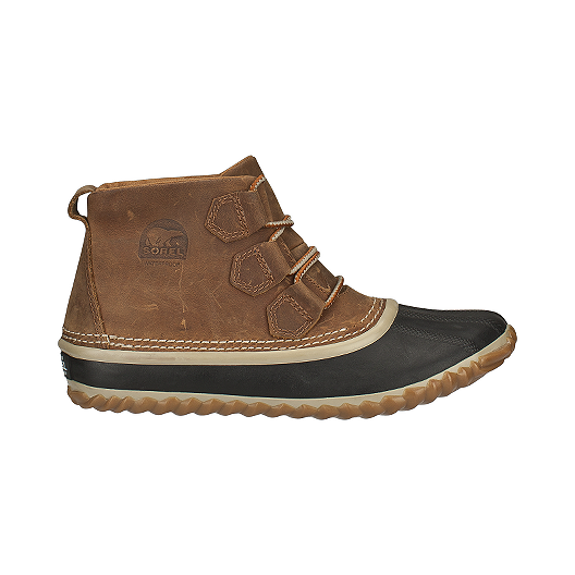 the best attitude c3c7b 0bf13 Sorel Women s Out N About Leather Casual Boots - Elk