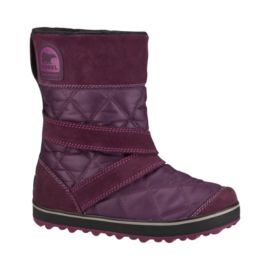 Sorel Glacy Slip on Vino Women's Winter Boots