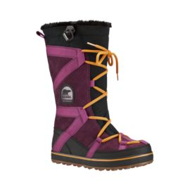 Sorel Glacy Explorer Vino Women's Winter Boots