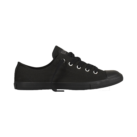 30f472cd5fb8 Converse Women s CT All Star Dainty Ox Casual Shoes - Black