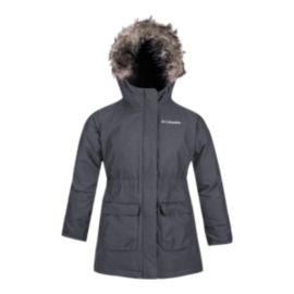 f079e890f Columbia Girls' Nordic Strider Omni-Heat™ Long Insulated Winter Jacket