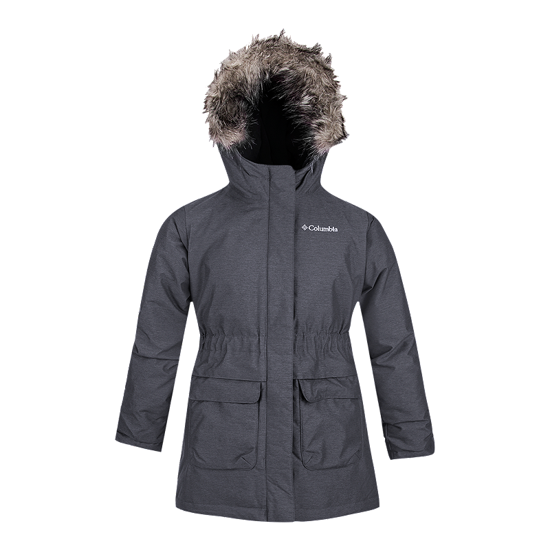 d9c8d1dbc Columbia Girls  Nordic Strider Omni-Heat™ Long Insulated Winter ...