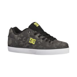 DC Pure SP Men's Skate Shoes - Black/Yellow