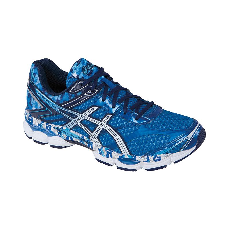 separation shoes ebfe8 74f86 ASICS GEL-Cumulus 16 Men s Running Shoes - Aqua   White   Blue   Sport Chek