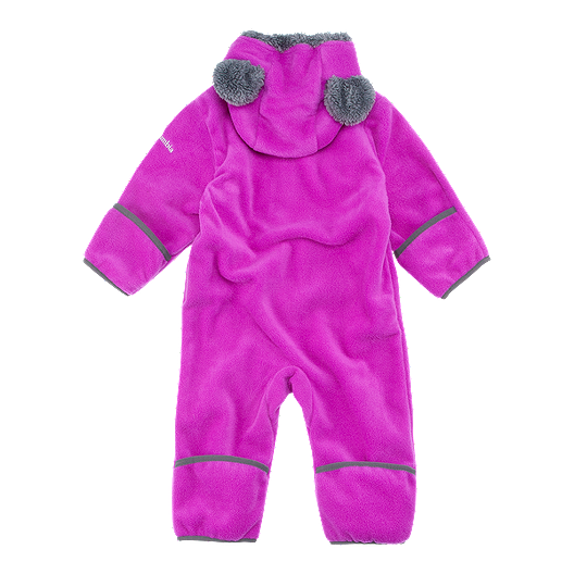 9ef62ea4af24 Columbia Baby Girls  Tiny Bear Bunting Snow Suit