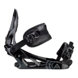 K2 Sonic Snowboard Bindings 2015/16 - Black
