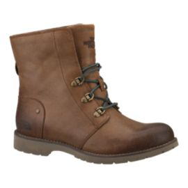 The North Face Women's Ballard Lace Casual Boots - Brown/Green
