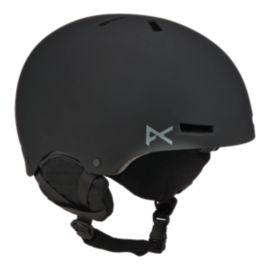 Anon Raider Black Helmet