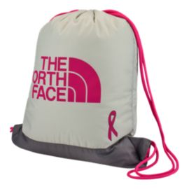 The North Face Pink Ribbon Sackpack Shoulder Bag