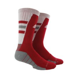adidas Team Speed Traxion Crew Men's Medium Socks