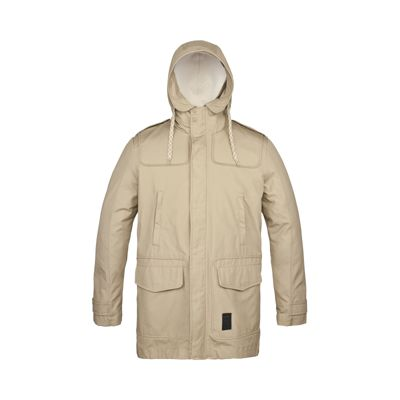 Adidas originals 2 in 1 long parka jacket