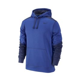 Nike Chainmaille Men's Pullover Hoodie  - Blue