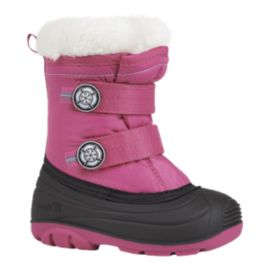 Kamik Toddler Girls SnowJoy Winter Boots - Magenta