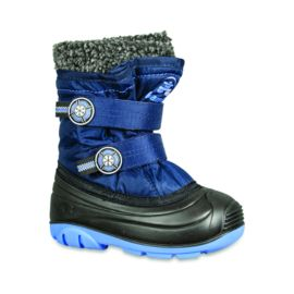 Kamik Toddler Snowjoy Winter Boots - Navy