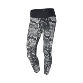 Nike Lux Printed Women's Cropped Running Tights