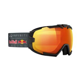Red Bull Racing Eyewear Rascasse Snow Goggles - Black/Fire