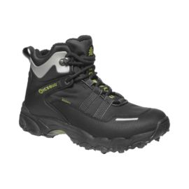 Icebug Men's Speed Bugrip Winter Boots - Black