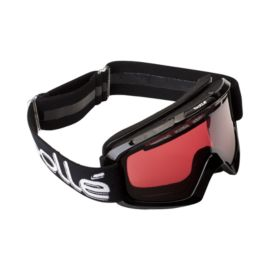 Bollé Nova II Adult Snow Goggles - Black Vermillion