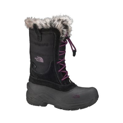 The North Face Shellista Girls' Lace Winter Boots