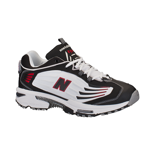 9fe51db55c4 New Balance Men s 894v2 4E Extra Wide Width Training Shoes - White Black Red