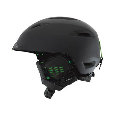 Giro Edit Helmet - Matte Black 2014/15