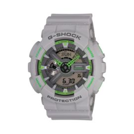Casio G-Shock AniDigi Light Grey/Green