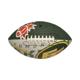 Wilson CFL Edmonton Eskimos Junior Replica Football