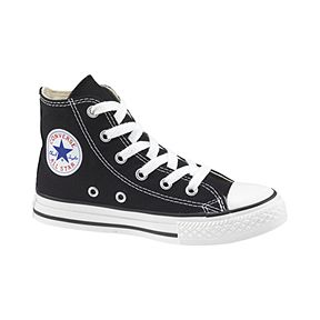 02a807faa89f Converse Kids  CT All Star HI Preschool Casual Shoes - Black