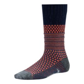 Smartwool Popcorn Cable Women's Crew Socks