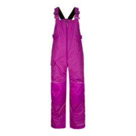 Columbia Girls' Adventure Ride Bib Pants